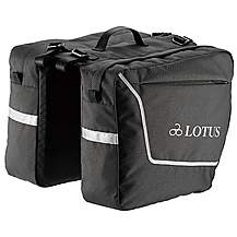 image of Lotus SH4-104G L Commuter Double Pannier Bags - 24 Litres