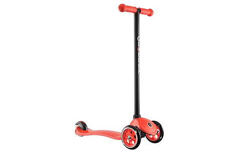 image of Globber Fix Junior Scooter, Red/Black