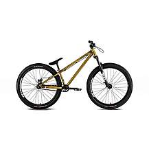image of Haro Steel Reserve 1.3 Dirt Jump Bike Trans Gold 22.3inTT