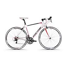 image of Forme Longcliffe 4 Road Mens Bike White/Red 56cm