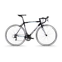 image of Forme Axe Edge 2.0 Road Mens Bike Black/Pale Blue 58cm