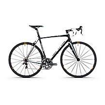 image of Forme Flash LTD Road Mens Carbon Bike Black/Blue 57cm