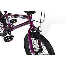 image of Haro Frontside 2016 Bmx Bike Gloss Purple 18inch