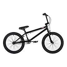 image of Haro Frontside 2016 Bmx Bike Gloss Black 20inch