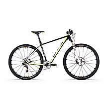 image of Forme Winscar 29er Mens Mtb Mountain Bike Black/white/green