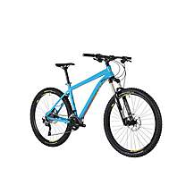 image of Forme Ripley 1 27.5in Mens Mtb Mountain Bike 2015 Blue / Orange Fade