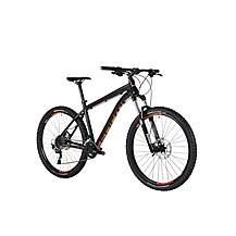 image of Forme Ripley 2 27.5in Mens Mtb Mountain Bike 2015 Black / Neon Orange