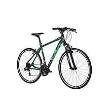 image of Forme Peak Trail 3 700c Hybrid Mens Bike 2015 Green / Green