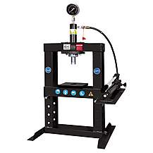 image of 10 Ton Hydraulic Bench Press
