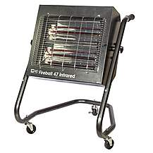 image of Fireball 47 Infrared Quartz Heater