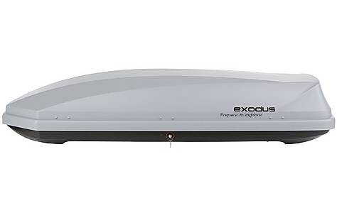 image of Exodus 360L Roof Box - Grey