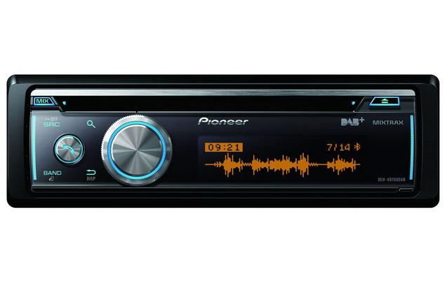Deh x8700dab car stereo pioneer deh x8700dab car stereo publicscrutiny Images