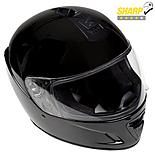 Full Face Motorcycle Helmet ST-1154 (Large)