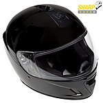 image of Full Face Motorcycle Helmet ST-1154 (Large)