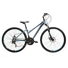 image of Mizani Zone Dd, Hybrid Bike, Womens