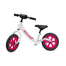 image of BERG Biky Balance Bike - Pink & White