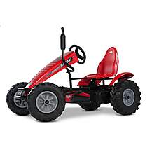image of BERG Case-IH Pedal Go Kart - Red