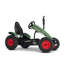 image of BERG Fendt BFR Tractor Pedal Go Kart - Green