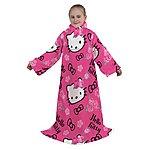 image of Hello Kitty Sommerwind Sleeved Fleece