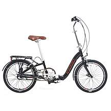 image of Indigo Flip 3, Folding Bike, Unisex