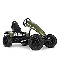 image of BERG Jeep Revolution BFR Pedal Go Kart