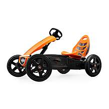 image of BERG Rally Sport Go Kart - Orange
