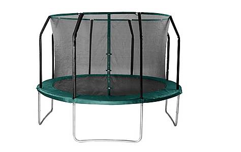image of Duplay Ultimate 2.0 8ft Trampoline with Ladder