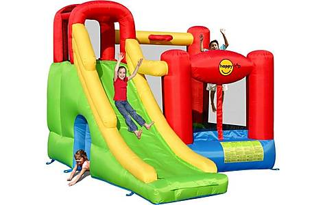 image of 6 in 1 Childrens Bouncy Castle Play Centre 9060