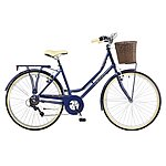 image of Viking Kensington 6 Speed 26in Wheel Ladies Midnight Blue