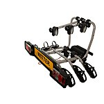image of ZX303 Clamp-On Towball Mounted Tilting 3 Bike Cycle Carrier