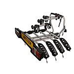 image of ZX204 Bolt-on Towball Mounted 4 Bike Cycle Carrier