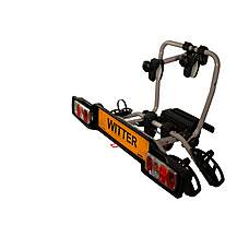image of ZX302 Clamp-On Towball Mounted 2 Bike Cycle Carrier