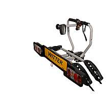 image of ZX202 Bolt-on Towball Mounted 2 Bike Cycle Carrier