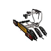 image of ZX203 Bolt-on Towball Mounted 3 Bike Cycle Carrier