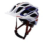 image of Kenny Racing Helmet Enduro  S2 Size L Blue/White/Red
