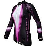 image of Funkier J-394-lw Ladies Long Sleeve Winter Jersey