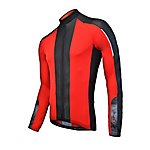image of Funkier J-729k-lw Kids Long Sleeve Top In Red/black