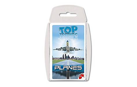 image of Top Trumps - Passenger Planes Card Game