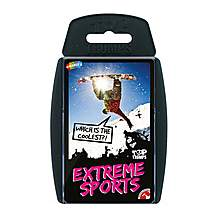 image of Top Trumps - Extreme Sports Card Game