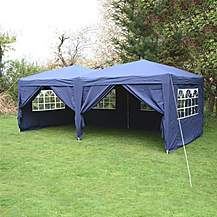 image of Airwave Pop Up Gazebo Fully Waterproof 6x3m