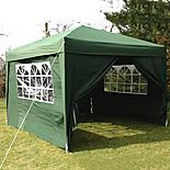 Airwave Pop Up Gazebo Fully Waterproof 3x3m