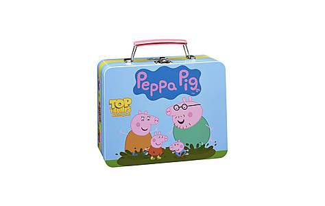 image of Top Trumps - Peppa Pig Activity Tin