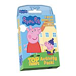 image of Top Trumps - Peppa Pig Activity Pack Card Game