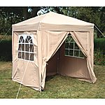 image of Airwave Pop Up Gazebo Fully Waterproof 2x2m
