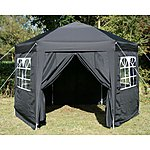 image of Airwave Hexagonal Pop Up Gazebo Fully Waterproof 3.5m