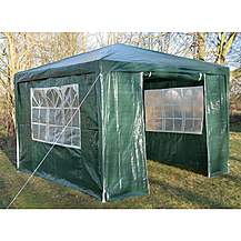 image of Airwave Party Tent Marquee Fully Waterproof With Windbar - 3x3m