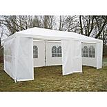Airwave Party Tent Marquee Fully Waterproof With Windbars - 6x3m