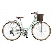 image of 19in Viking Valencia, 6 Speed, 700c Ladies, Mint Green