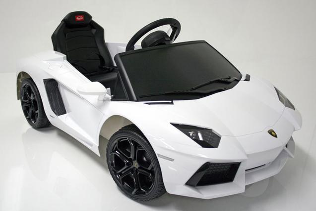 Lamborghini Electric Car For Kids >> Kids Electric Car Lamborghini Avent