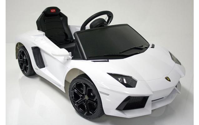 Kids Electric Car Lamborghini Avent